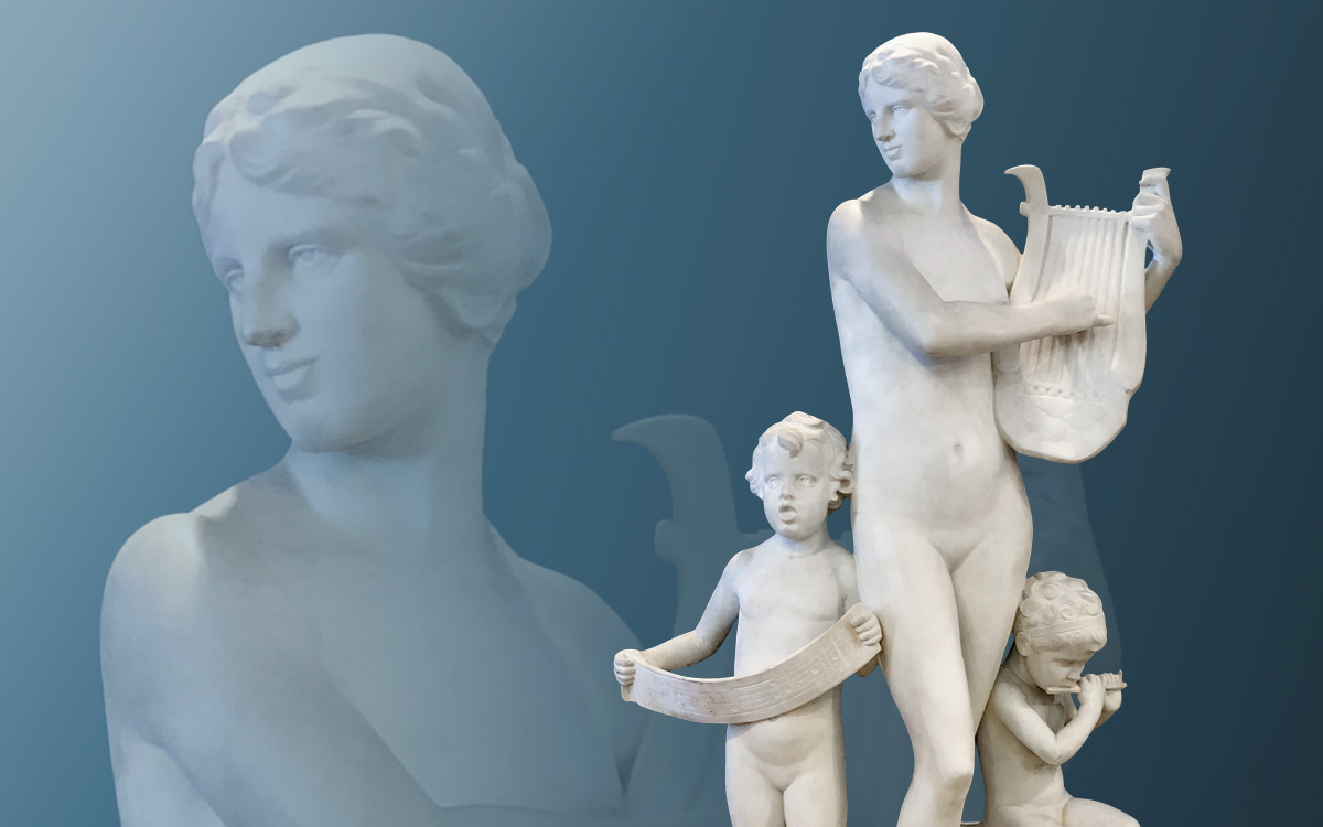 Marble Sculptures By Weinert, Fausto, & Vichi